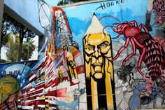 Gwen Stacy - A Street Art Documentary - Art People Gallery Gwen Stacy, Documentaries, Street Art, Fair Grounds, Rues, Gallery, Painting, Artists, Paintings