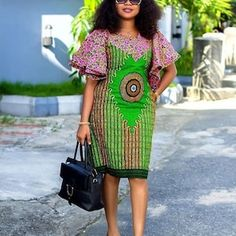 Short African Dresses, Latest African Fashion Dresses, African Print Fashion, African Prints, Ankara Short Gown Styles, Short Gowns, Short Styles, Dress Styles, African Print Dress Designs