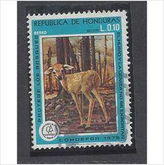 Honduras 1976 SG885 10c multicoloured (Ref.0191) on eBid United Kingdom