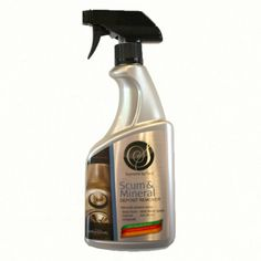 Supreme Surface Scum and Mineral Deposite Remover for Calcium, Lime, Soap Scum, Hard Water Spots and More.