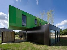 CrossBox Shipping Container House
