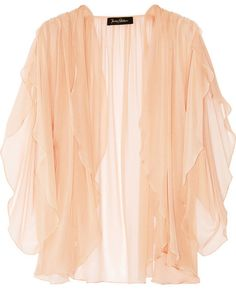 PRETTY LITTLE UNDERTHINGS: Hump Day Pick: Silk-Chiffon Ruffles from Jenny Packham