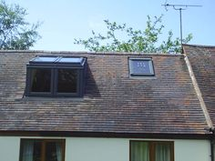 Would be neat on back of house.      eSkylights : Velux Skylights & Roof Windows : Approved Supplier & Installer - R. J. Perrott & Co.