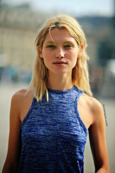 #HanaJirickova looking stunning #offduty in Paris.