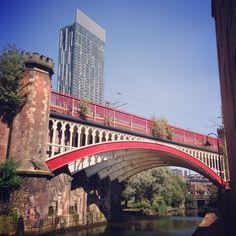 Manchester Castlefield Sydney Harbour Bridge, Manchester, Travel, Trips, Viajes, Traveling, Tourism, Outdoor Travel, Vacations