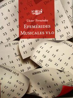 Efemérides musicales v1.0 / Víctor Fernández.