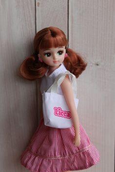 福島CCリカ赤茶カスタム4109 Beautiful Barbie Dolls, Cute Dolls, Ball Jointed Dolls, Flower Girl Dresses, Toys, Friends, Wedding Dresses, Mini, Fashion