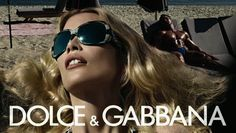 Claudia Schiffer & Bianca Balti Star In Dolce & Gabbana Fall 2014 Campaign | Fashion WhippedFashion Whipped
