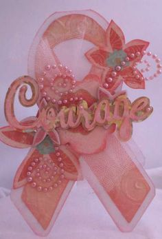 Love this breast cancer card