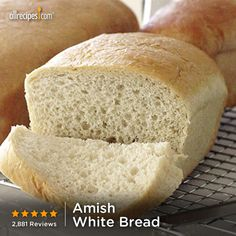 5 ingredients | 2,863 reviews | ready in 2-1/2 hours | Repin for a foolproof recipe. (Amish White Bread) http://allrecipes.com/recipe/Amish-White-Bread/Detail.aspx?lnkid=7171