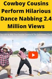 Cowboy Cousins Perform Hilarious Dance Nabbing 2.4 Million Views Funny Jokes, Hilarious, Weird World, Funny Pins, Just Amazing, Cousins, Funny Images, Card Ideas, Challenges