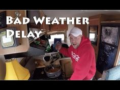 A Day In The RV Life: Extreme Weather - YouTube