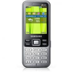 Telefon Samsung C3322 łączący dopracowany styl i przydatne funkcje z obsługą dwóch aktywnych kart SIM jest idealnym wyborem dla użytkowników ceniących sobie jakość.
