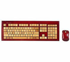 Who wouldn't want a red hot keyboard?