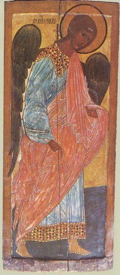 Архангел Михаил Карелия 17 век