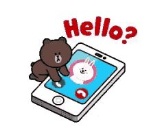 The perfect Brown Cony Line Animated GIF for your conversation. Discover and Share the best GIFs on Tenor. Cute Cartoon Images, Cute Couple Cartoon, Cute Love Cartoons, Cute Love Gif, Cute Love Pictures, Gif Pictures, Gif Lindos, Mobile Stickers, Cony Brown
