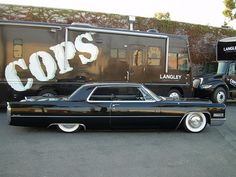 1966 Cadillac DeVille , evil, pure evil