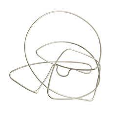 "Ute Decker's ""Hand Sculpture."""