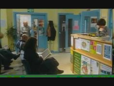 Catherine Tate Show Nan dead tv & at the doctor's