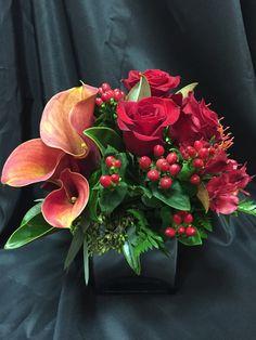 Callas & roses