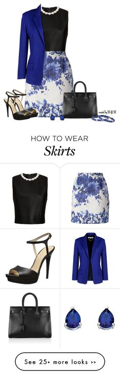 """""""Skirts For Summer"""" by marion-fashionista-diva-miller on Polyvore"""