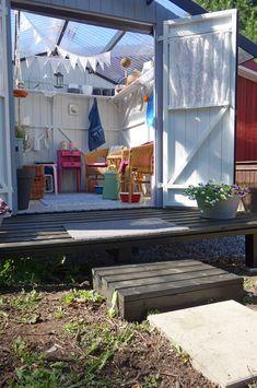 Tee-se-itse-naisen sisustusblogi: Simple patio step