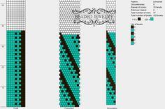 9 around bead crochet rope pattern Crochet Bracelet Pattern, Crochet Beaded Bracelets, Bead Crochet Patterns, Bead Crochet Rope, Beaded Jewelry Patterns, Seed Bead Bracelets, Bracelet Patterns, Beading Patterns, Beaded Crochet