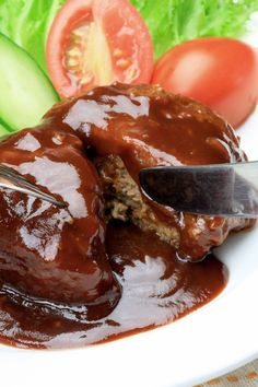 Slow Cooker Salisbury Steak~