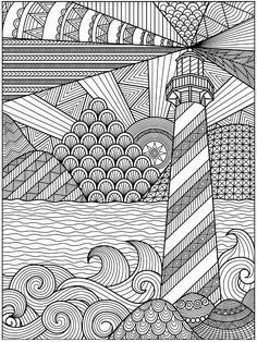 371 Best Architecture Coloring Pages For Adults Images On Pinterest