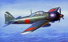 Mitsubishi A6M5c Zero Fighter Type 52 Hei (Hasegawa box art)