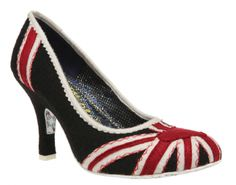 Cutest Jubilee shoes out there by Irregular Choice - currently on sale,  too!