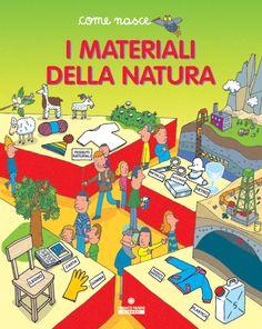 """Approfondimento su """"I materiali della natura"""""""