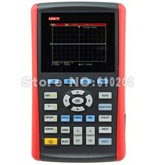 "243.46$  Buy here - http://alieum.worldwells.pw/go.php?t=32675071993 - ""Uni-T UTD1025CL HandHeld Digital Storage OscilloScope +Digital Multimeter 3.5"""" LCD 25MHZ 200M/s"""