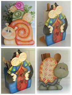 by Sandra Caleia : apliques decorativos