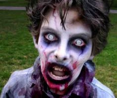 Zombie makeup ideas for kids are ideal for any kid that wants a great look this Halloween. You will definitely want to get your make up right this Halloween. Whether you are looking for the vampire, ghostly or zombie look