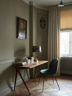 Creative Flow: A Novelist's Elegant Pied-a-Terre in Warsaw