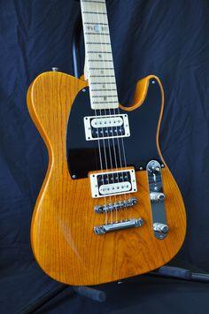 Oooh. Seymour Duncan SC 35 guitar.