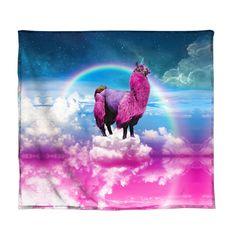 Llamacorn Blanket from Beloved Shirts