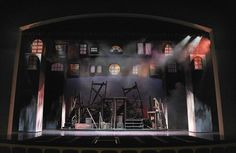 Set design for Manatee's Players' 'Les Mis' presented challenges and opportunities | Arts & Culture | Bradenton Herald