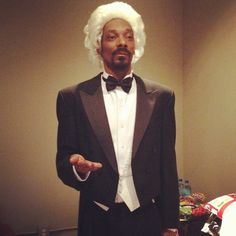Snoop Dogg. Spirit animal.