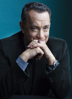 Tom Hanks - as Allan has aged, he often gets  told he looks like Tom Hanks.  I am starting to see it a little bit...