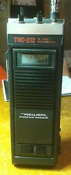 Rare motorola cb 555 amssb cb radio w microphone nr motorola the realistic trc 212 40 channel 5 watt am walkie talkie it took awhile to get used to the lcd display plus the rechargeable batteries didnt last long sciox Gallery