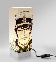 CORTO MALTESE - lamp