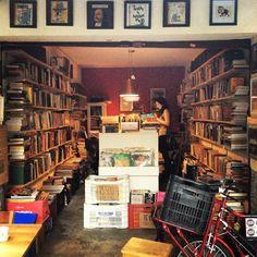 22 lugares em São Paulo que todo amante de livros precisa conhecer