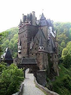Burg Eltz, Mosel River Valley, Germany