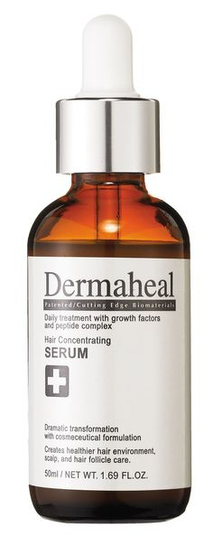 Hair Concentrating Serum