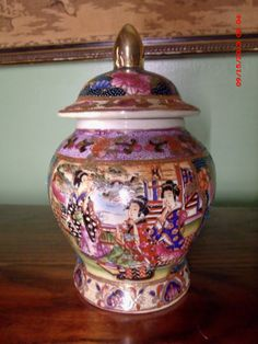 Antique/Very Vintage Hand Painted and Signed by Great1Treasure, $45.99