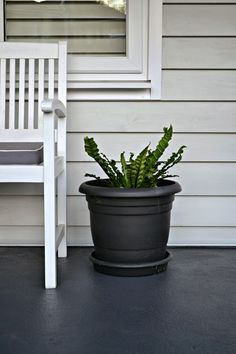 tranquil retreat weatherboards, ironstone verandah, vivid white accents