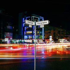 Color Street, Romania, Street Photography, Canon, Times Square, Georgia, Oras, City, Travel