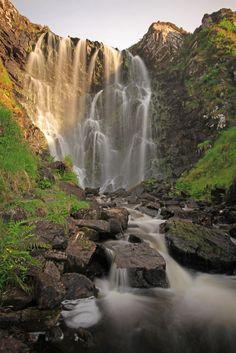 Assynt Falls, Scotland